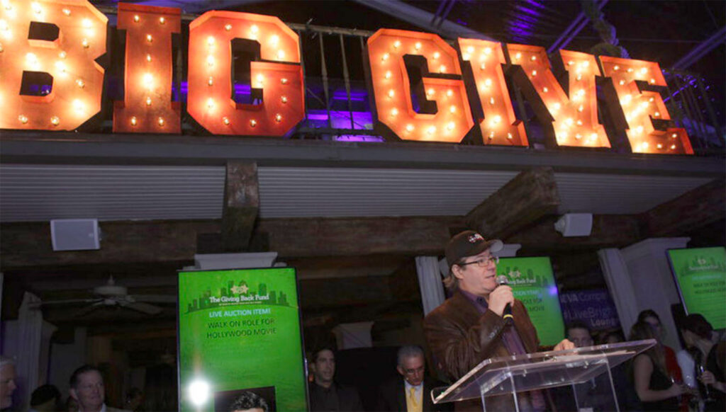 Giving Back Fund Holds 8th annual Big Game Big Give Event at Super Bowl
