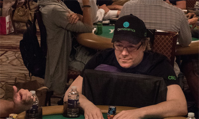 "2006 WSOP Champion Jamie Gold: ""Poker's Back and So Am I"""