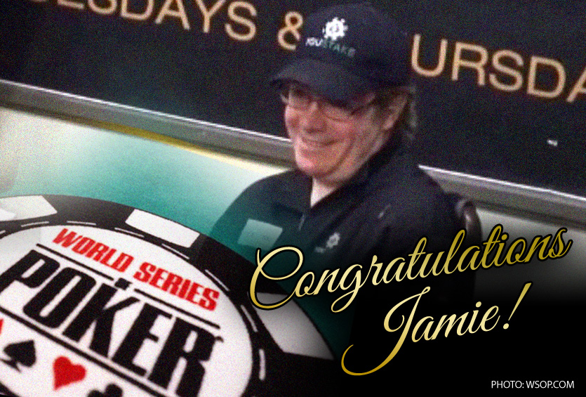 Jamie Gold takes Second in the Bicycle Casino WSOP Circuit Main Event