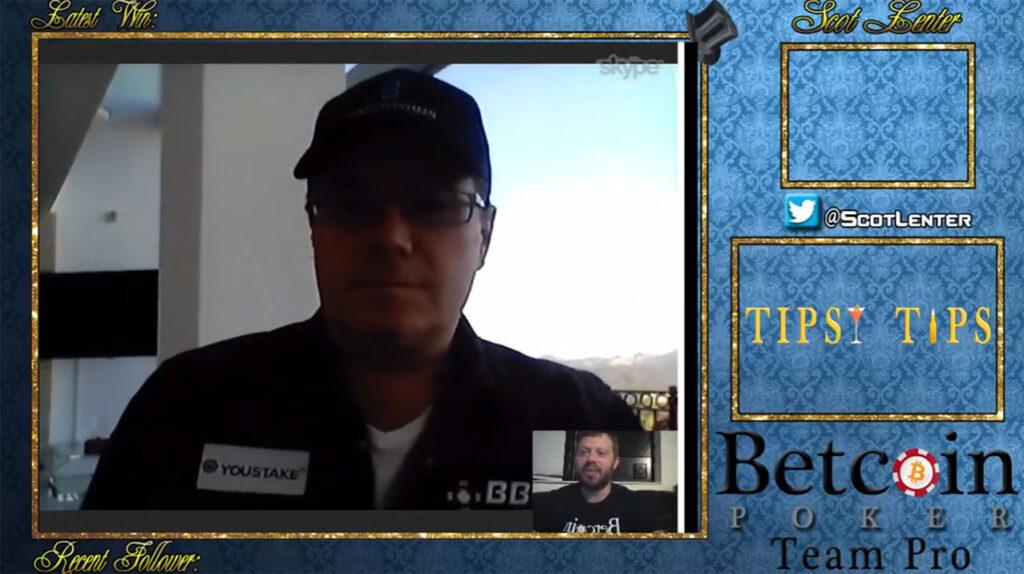 WSOP Main Event Champ Jamie Gold – Tipsy Talk